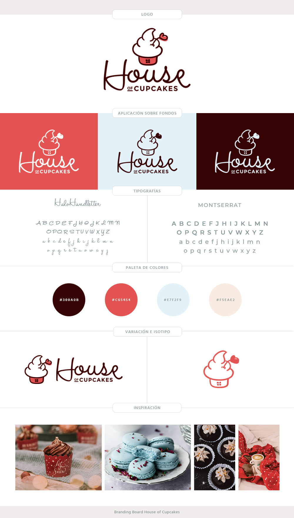 completa house of cupcake2 - House of Cupcakes