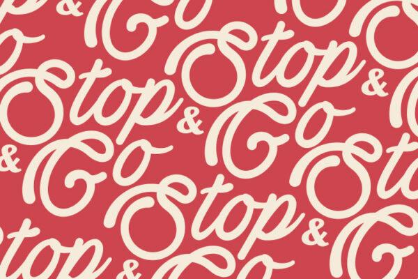 pattern-stopandgo