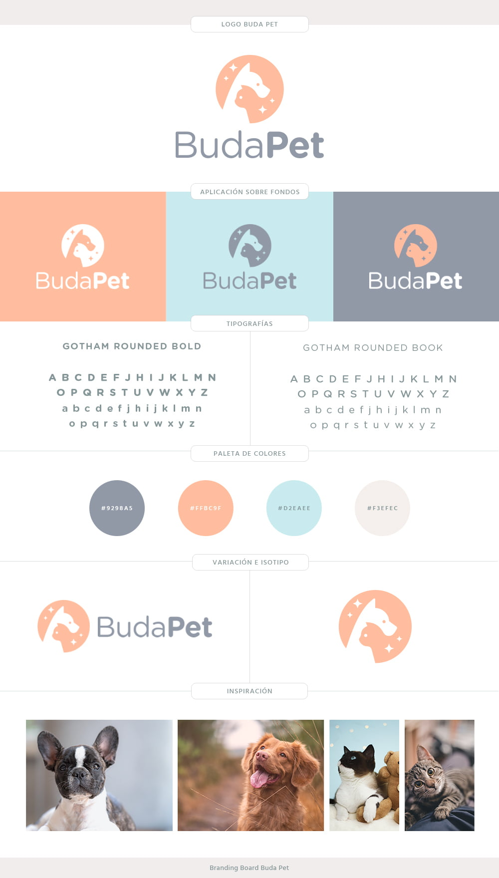logo completo budapet - Buda Pet