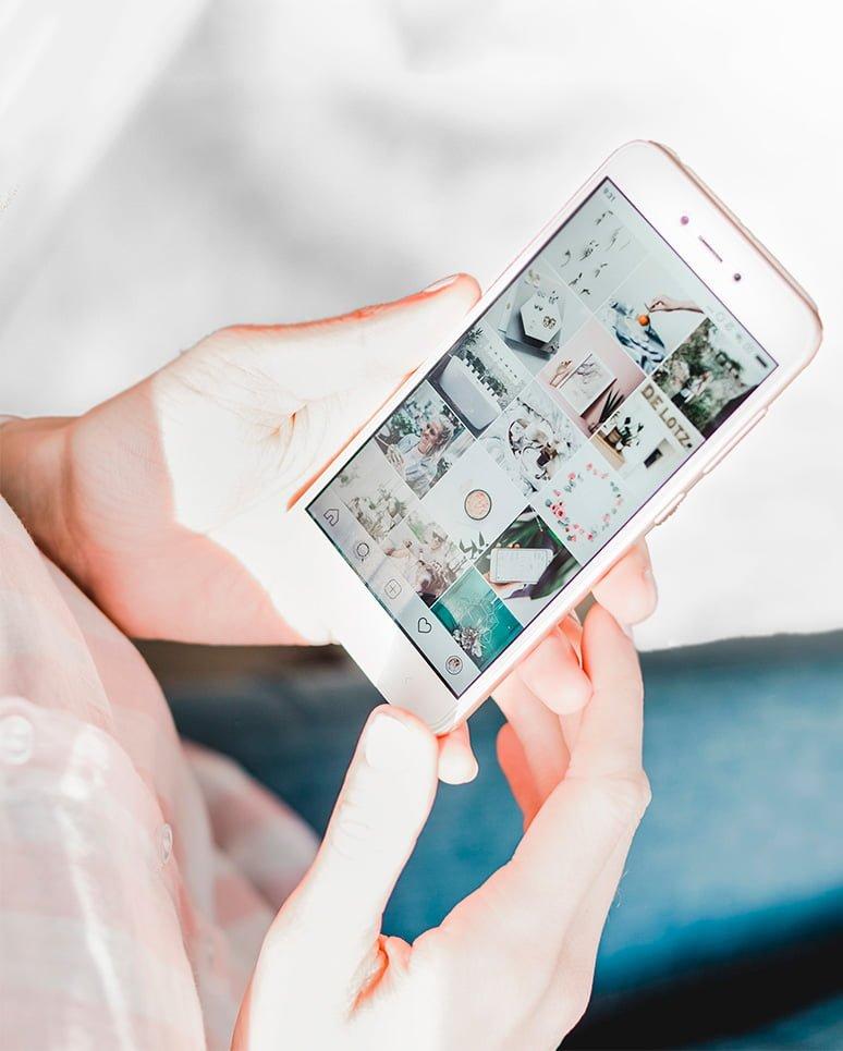 pagina redes sociales - Diseño para redes sociales