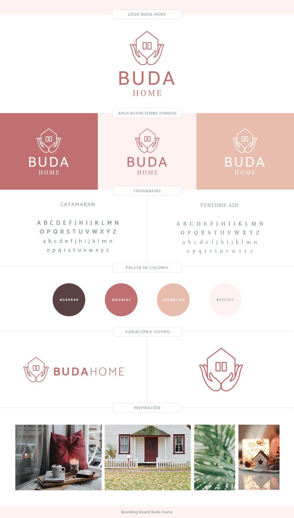 logo completo budahome - Buda Home