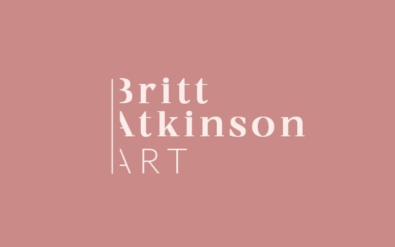 logo 2 - Brittany Atkinson Art