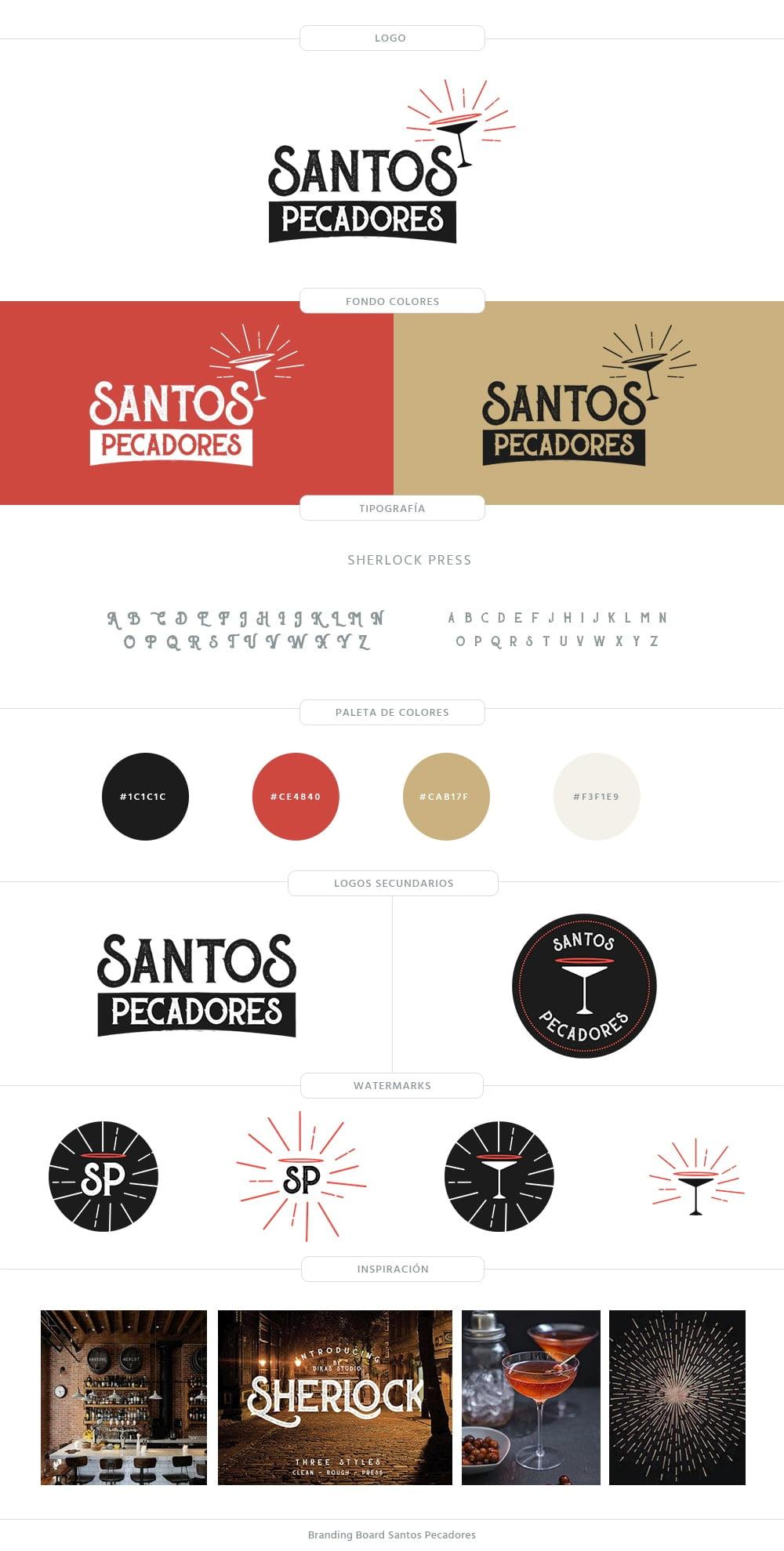 Brandig Board SP - Santos Pecadores