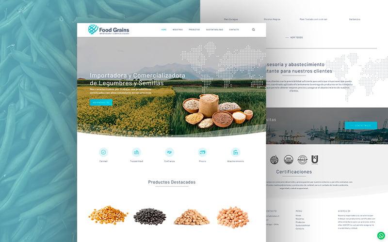 portafolio food grains3 - Food Grains
