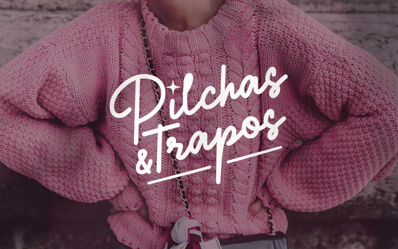logo blanco pilchas - Pilchas & Trapos